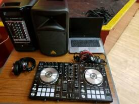 Dj equipment for higher/ Dj hire
