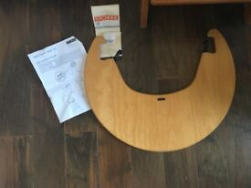 STOKKE CHAIR + TRIPP TRAPP BABY SET