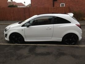 Vauxhall corsa 1.2 special edition
