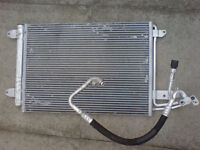 Air con radiator vw group diesel 1.9 , 57 reg