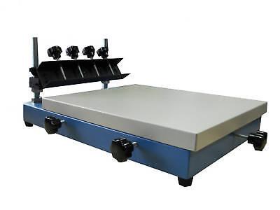 Brand New Ysj-250 Manual Stencil Printer
