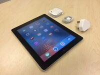 Black Apple iPad 2 16GB - Wifi Model - Ref: 15