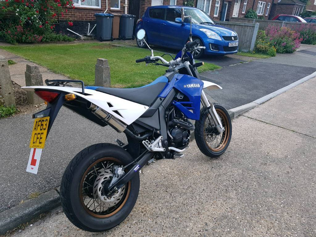 125 cc supermoto hmc lightning in felixstowe suffolk. Black Bedroom Furniture Sets. Home Design Ideas