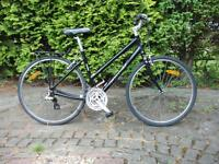 Womens Giant CRS 3.0,Hybrid Town Bike,original cost £435 sell £135