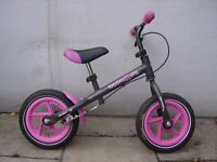 Kids First Bike/ Balance Bike with Brakes Great for Kids 1 1/2 Years +, JUST SERVICED / CHEAP PRICE!