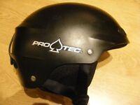Black Ski - Snowboard Helmet Protec
