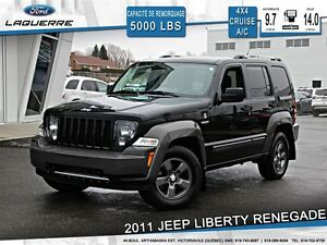2011 Jeep Liberty **RENEGADE*TRAILRATED*4X4*CRUISE*A/C**