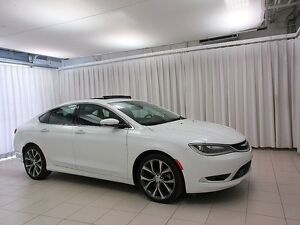 2016 Chrysler 200 QUICK BEFORE IT'S GONE!!! 200c SEDAN w/ HEATED