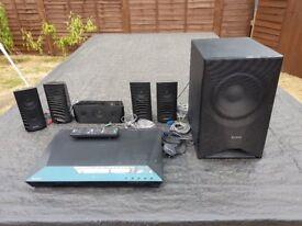 Sony BDV-E3100 Home Theater System