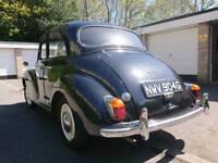 Morris Minor 1000, URGENT £3950