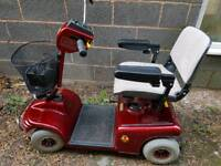 3 Shoprider Mobility Scooters + 1 ramp £650 The lot ovno