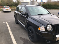 2008 Jeep Compass Limited Crd, 1968CC Diesel, 5DR, Manual