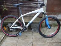 GIANT BRASS MOUNTAIN BIKE - STUNNING CONDITION
