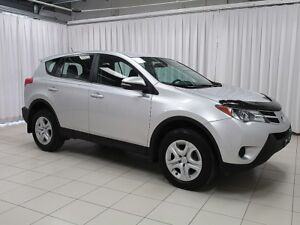 2014 Toyota RAV4 LE AWD SUV BLUETOOTH, TOYOTA CERTIFIED!!!
