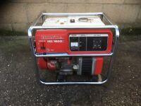 Honda EM 1200x Petrol Generator