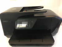 HP OfficeJet 7510 A3 All in one printer Black