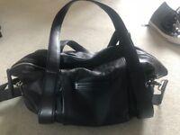 Storksak + Bugaboo Leather Changing Bag