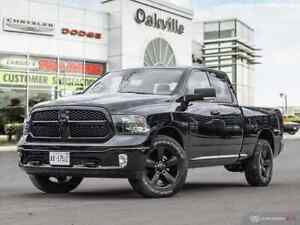 2018 Ram 1500 BIG HORN | DEMO | NEW YEAR NEW DEALS BLOWOUT SALE