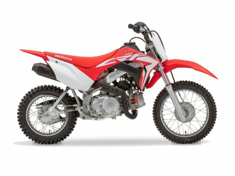 2021 honda crf110f  dirt bikes  motocross  oshawa