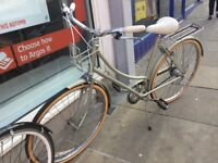 Vintage Raleigh Ladies Bike in working condition