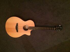 Faith Electro acoustic guitar for sale.