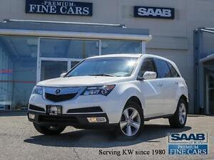 2013 Acura MDX 7 Passenger Rear Heated Seats