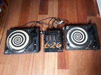 Gemini DJ equipment desks