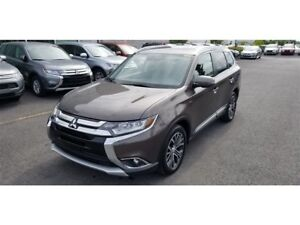2016 Mitsubishi Outlander GT V6 AWD 7 PASSAGERS CUIR+TOIT+MAGS