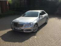 Mercedes-Benz E Class 2.1 E250 CDI BlueEFFICIENCY Avantgarde 4dr