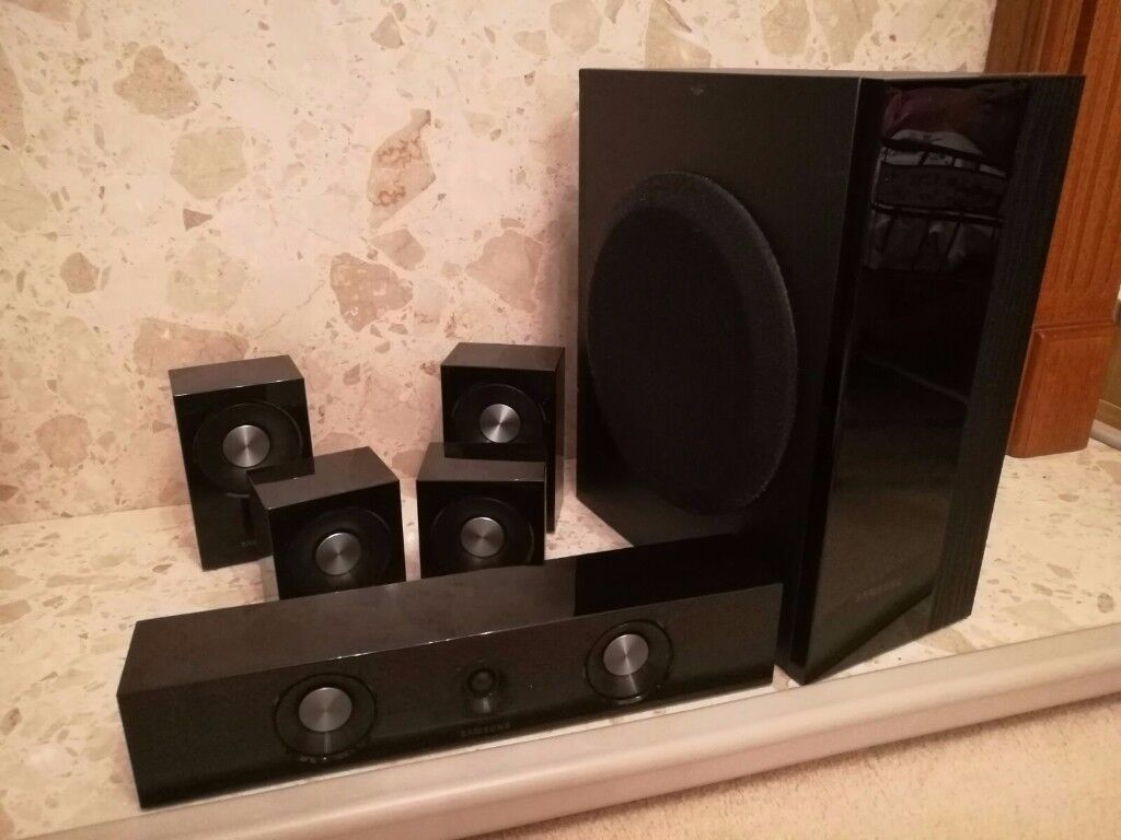 Samsung 500W Surround sound speakers