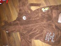 Boys Gruffalo Dressing Gown