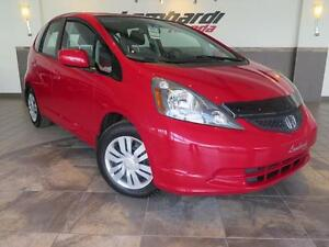2011 Honda Fit LX-AUTO-AIR