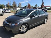 2010 Honda Civic ALLOY'S / AC / ONLY 119KM Cambridge Kitchener Area Preview