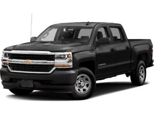 2017 Chevrolet Silverado 1500 WT Blackened Ed.,C.Start,4X4