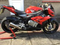 Mint condition BMW S1000R