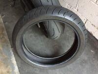 Bridgestone Battlax BTO23 120/70/ZR17 Motorcycle Tyre