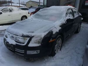 2007 Ford Fusion SEL CALL 519 485 6050 CERT AND E TESTED