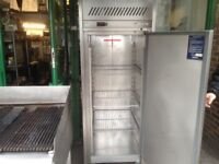 CATERING COMMERCIAL UPRIGHT FRIDGE CAFE SHOP COMMERCIAL TAKE AWAY FAST FOOD CUISINE KITCHEN CHICKEN