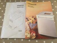 Kenwood BM350 breadmaker