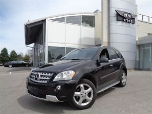 2011 Mercedes-Benz M-Class ML350 BlueTEC 4MATIC|NAVI|BACK UP CAM