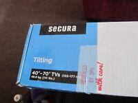 """Tilting TV Wall Bracket for 40""""-70"""""""