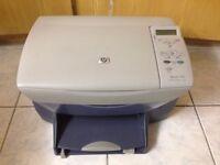 HEWLETT PACKARD HP PSC 750 ALL IN ONE INKJET PRINTER - SCANNER - GOOD WORKING ORDER