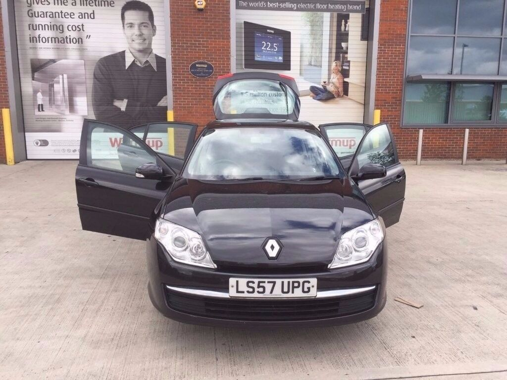 Renault Laguna 1.5 dCi Expression 5dr, p/x welcome FULL SERVICE HISTORY