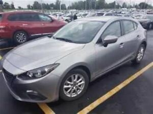 2015 Mazda MAZDA3 SPORT GS HATCHBACK! HEATED SEATS!  REAR CAMERA