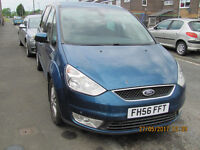 FORD GALAXY GIA, seven seater.