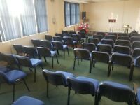 Church hall for hire in Ilford town centre