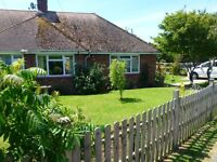 Two bed semi detached council bungalow seeking to swap for one or two bed house