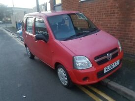 2006 VAUXHALL AGILA 1.0..5 DOOR..LONG M0T