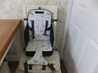 Fold Up Travel Booster seat