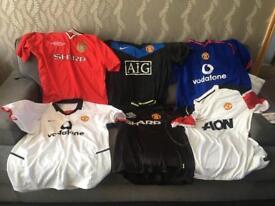 Old Man Utd Shirts
